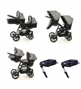 Twin Prams and Tandems