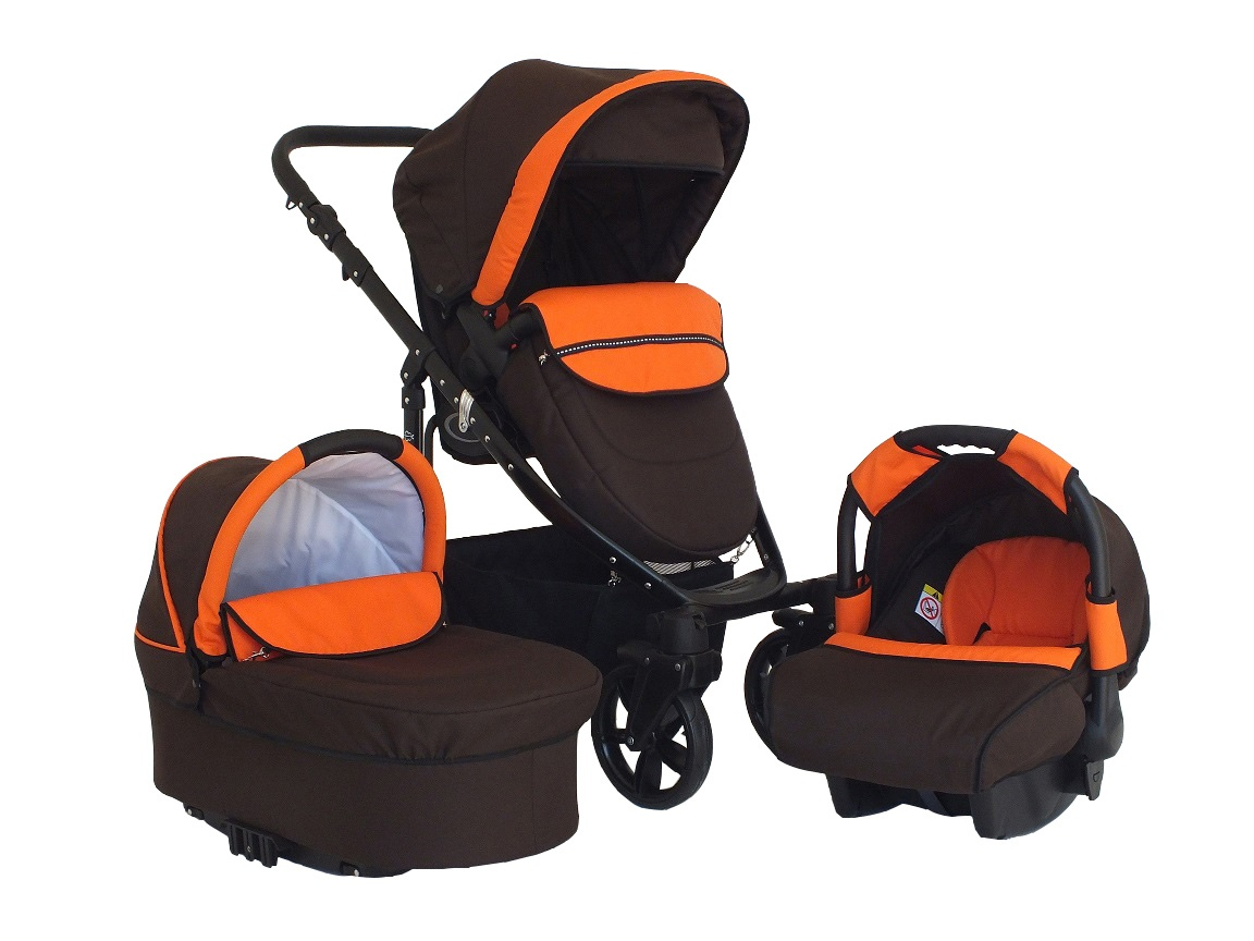 B11 Brown & Orange