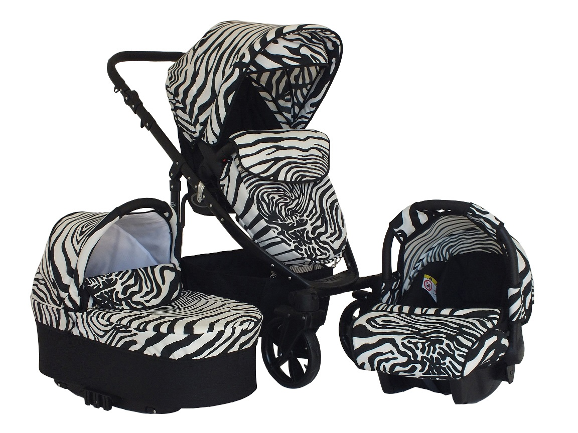 B18 Black & Zebra