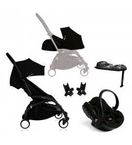 Babyzen Yoyo 2 Travel System with Isofix base