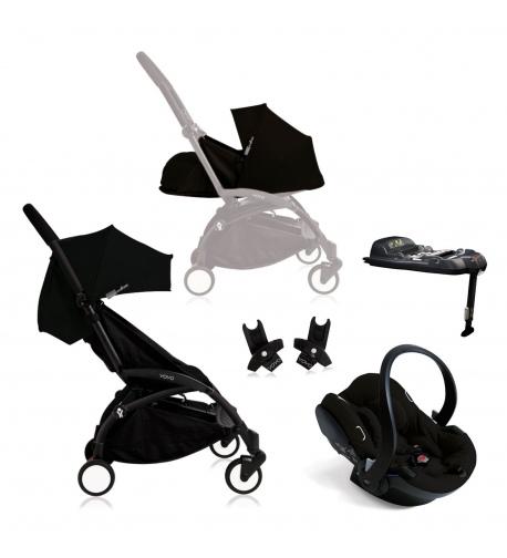 BabyZen Yoyo plus with BeSafe iZi Go Modular car seat