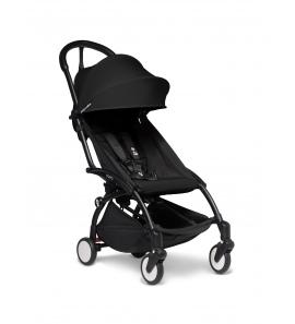 Babyzen YOYO2 stroller Black frame & Black colour pack 6+