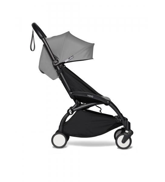Babyzen YOYO2 stroller. Buggy from 6-36 months Black/Grey