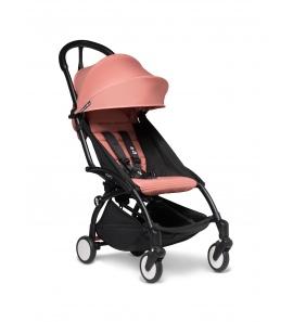 Babyzen YOYO2 stroller Black frame & Ginger colour pack 6+