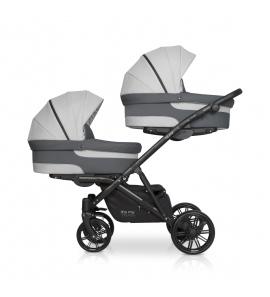 Rico Team Double Pram & Stroller colours
