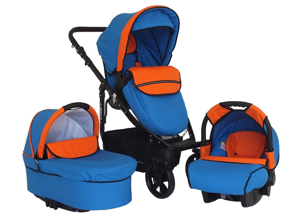 B8 Blue & Orange